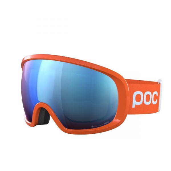 GOGLE POC FOVEA CLARITY COMP FLUORESCENT ORANGE - 2020/21